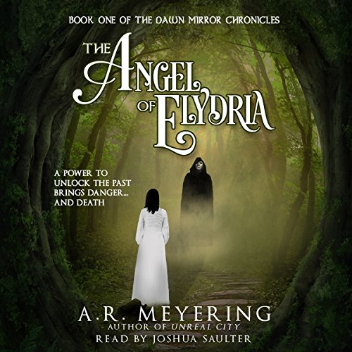 The Angel of Elydria audiobook cover art
