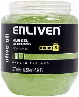 Enliven Enliven Hair Gel Olive Oil 500ml, 500 ml