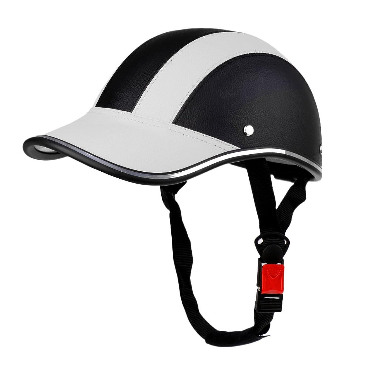 豪華な鉱夫口頭Baosity 選択 男女兼用 ヘルメット 野球 帽子 キャップ 抗UV 登山 オートバイ サイクリング 防雨 防雪 軽量 安全