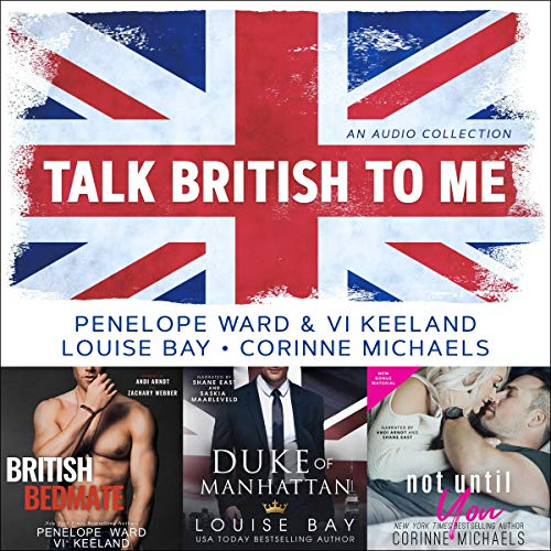 Page de couverture de Talk British to Me