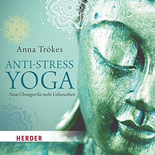 Anti-Stress-Yoga audiobook cover art
