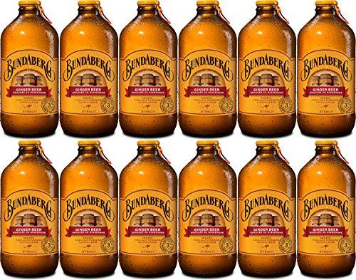 Bundaberg - Ginger Beer - 375ml (Case of 12)