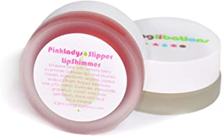 Living Libations - Organic/Wildcrafted Pink Lady's Slipper Lip Shimmer