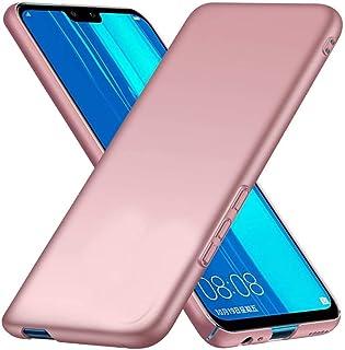 TenDll Case for Xiaomi Poco M2 Pro, [Ultra slim] and Hard PC protective Phone Case for Xiaomi Poco M2 Pro Cover -Rose gold