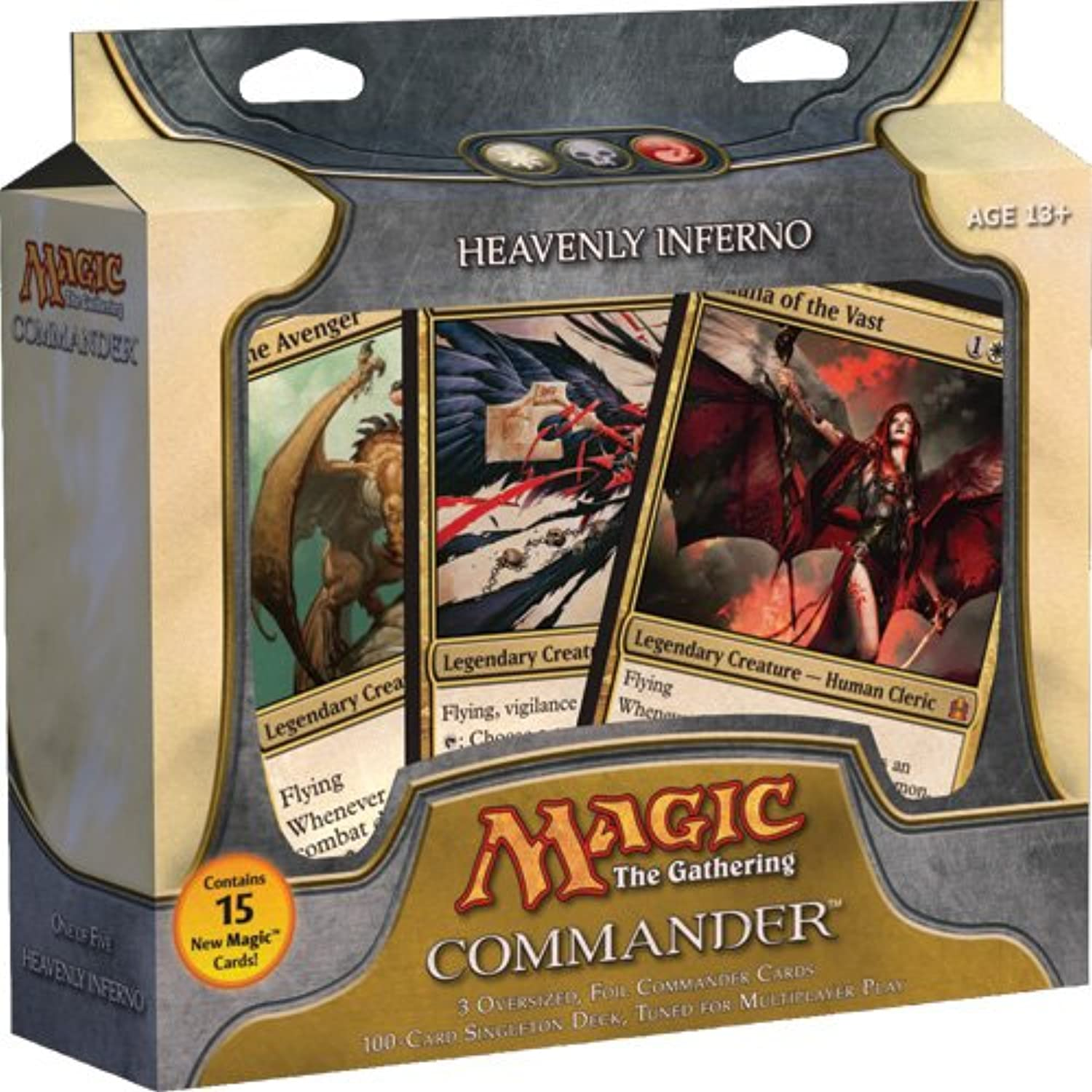 Magic The Gathering  Commander  Mirror Mastery