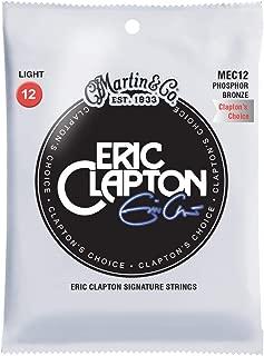 Martin Strings Acoustic Guitar Strings (MEC12)