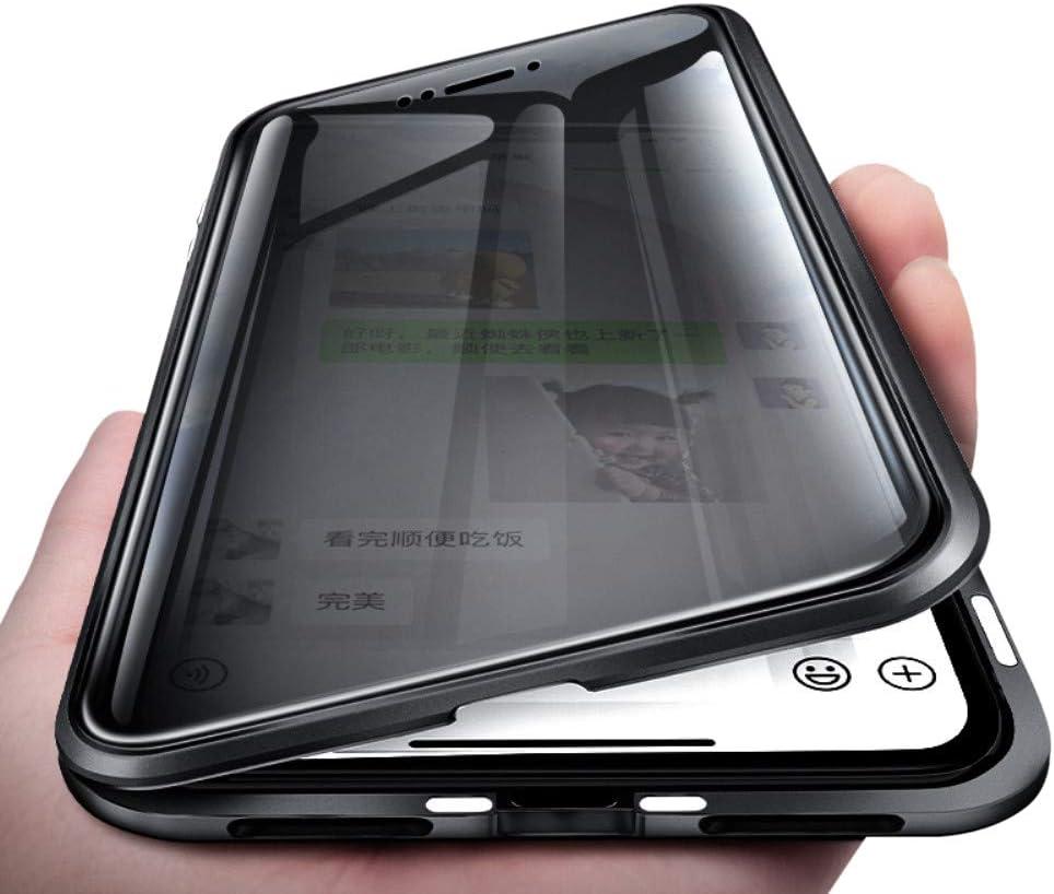 KMXDD Trust Long Beach Mall Anti-Spy Anti-Peeping iPhone Xr Full Cle 360° Body Case