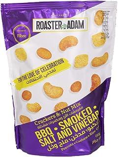 Roaster Adam Crakers & Nut Mix, BBQ Smoked Salt And Viniger, 150 gm