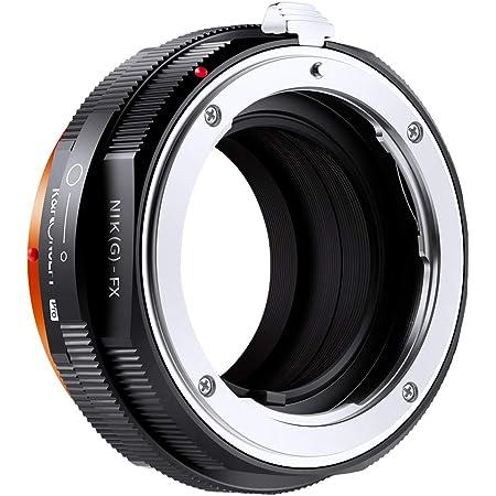 K F Concept M18115 Nikon Nik Fx High Precision Adapter Elektronik