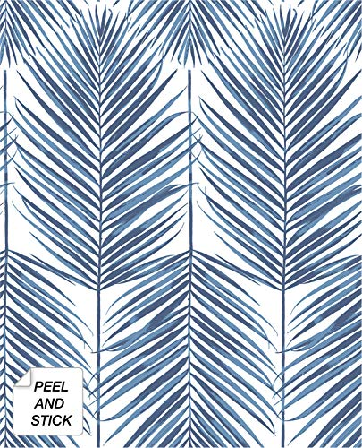 NextWall Paradise Palm Peel and Stick Wallpaper
