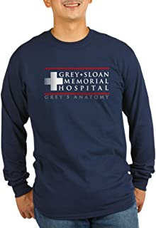Grey Sloan Memorial Hospital Long Long Sleeve T