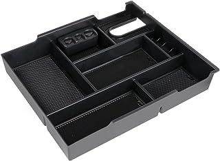 EDBETOS Center Console Tray Organizer Glove Box Fits for 2014 2015 2016 2017 2018 2019 2020 2021 Toyota Tundra, Armrest Se...