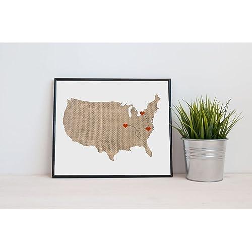 Alabama and Florida Maps: Amazon.com