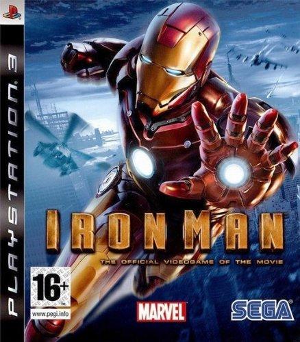 GIOCO PS3 IRON MAN