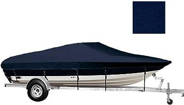 TLSBU 6.25 oz SEMI-Custom Boat Cover for BAYLINER Classic 2250 CF I/O 1993-1993