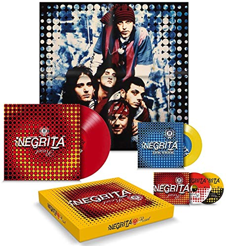 Reset-20th Anniversary Remastered Edition (Box Super Deluxe 2 CD+LP+45 Giri+Poster) (5 CD)