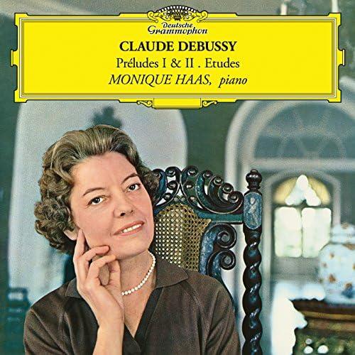 Monique Haas & Claude Debussy