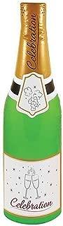Inflatable 73cm Blow Up Champagne Celebration Bottle Fancy Dress Party Accessory