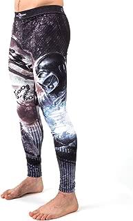 Mortal Kombat Sub Zero vs. Scorpion Spats Compression Pants