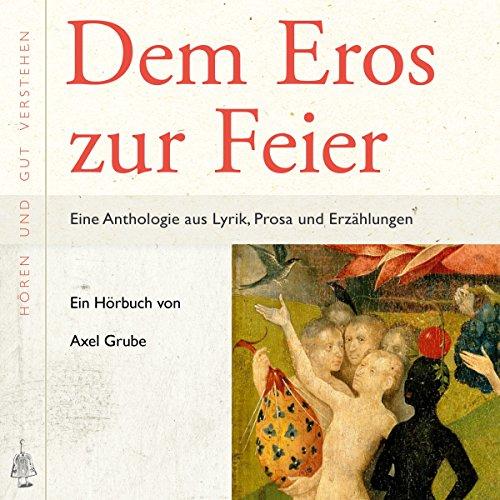 Dem Eros zur Feier Titelbild