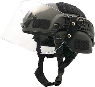 Best tactical helmet with visor Reviews