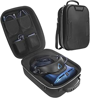 YWL Hard Case for HTC Vive Cosmos - PC Box Travel Bag Accessories Carry Case