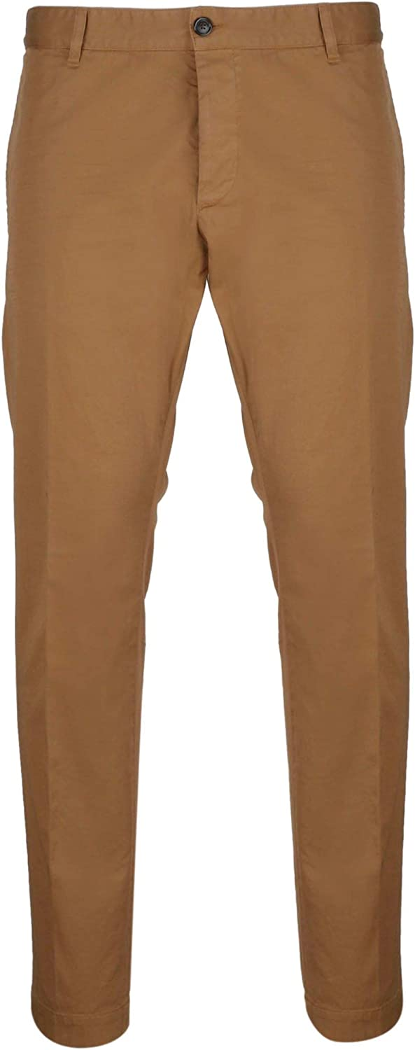 adc366fcb0 DSQUARED2 Men's S71KB0171S49572115 Brown Cotton Pants nqnywu6085 ...