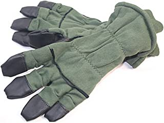 U.S. Military Issue Nomex Air Force Cold Weather Intermediate Flyers Gloves HAU-15/P -