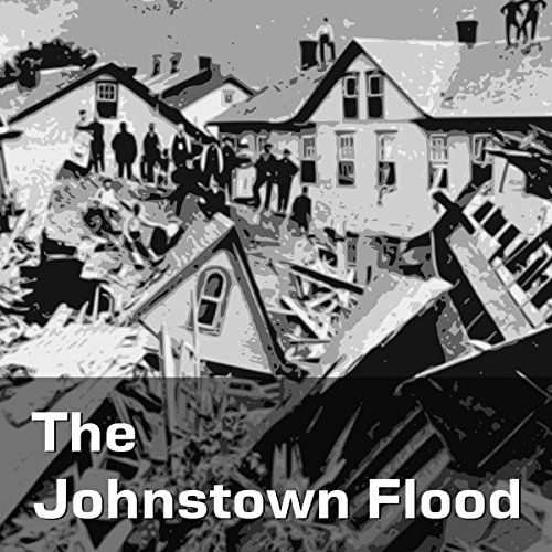The Johnstown Flood audiobook cover art