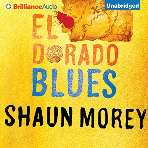 El Dorado Blues cover art