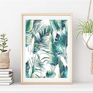 Láminas para enmarcar originales. cuadro para enmarcar vintage moderno de plumas decora tu casa Impresión de calidad. Papel de 250Gr. (A3)