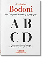 Best bodoni manual of typography Reviews