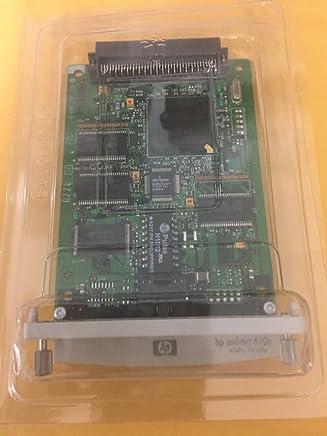 HP 610?N Jetdirectカード(部品番号: j4169?a )