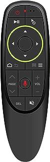 DroiX G10 Controlador de Voz Air-Mouse 2.4GHz Inalámbrico con giroscopio para Android TV Box, DroiX T8-SE, T95Z Plus, T95Q, PC, computadoras portátiles y Mini proyectores
