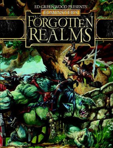 Ed Greenwood Presents Elminster's Forgotten Realms: A Dungeons & Dragons Supplement