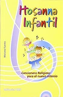 HOSANNA INFANTIL CANCIONERO RELIGIOSO PARA EL NUEVO MILENIO