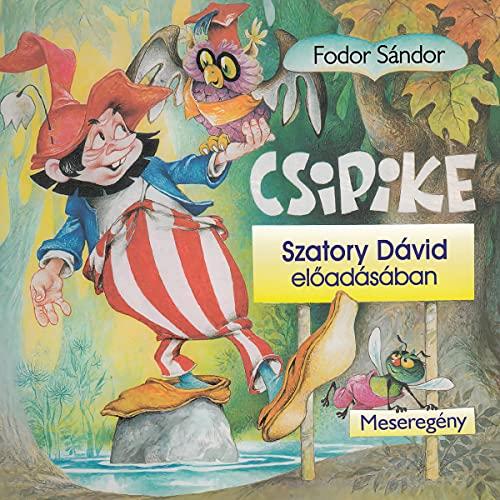 Csipike cover art