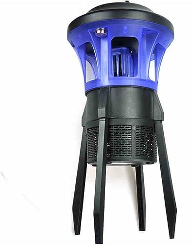 SHOME Lustrerie Piège à Moustiques   Mouche   Insectes Piège Anti Insecte Avec Ventilateur Aspirateur,Led Ultraviolet Lumière , Tuer Moustiques Tueur Voler,Pour Ménage Cuisine Bureau Jardin Intérieur