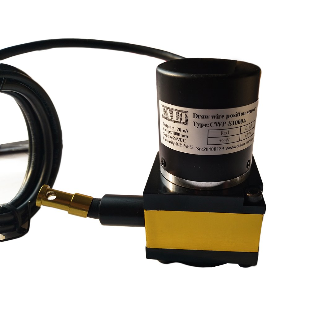 CALT 1000mm Draw Max 81% OFF Wire Encoder Sensor Output SEAL limited product 0-5V Analog