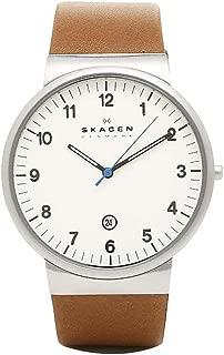 [スカーゲン] 腕時計 SKAGEN SKW6082 ブラウン ホワイト シルバー [並行輸入品]