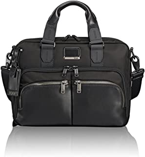 TUMI - Alpha Bravo Albany Laptop Slim Commuter Brief Briefcase - 14 Inch Computer Bag for Men and Women