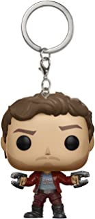 Funko Pop Keychain: Guardians of the Galaxy 2 Star Lord Toy Figure