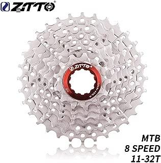 RONSHIN ZTTO 8 Speed 11-32T MTB Bicycle Cassette Mountain Bike Steel 8s 8v K7 Freewheel Flywheel Bicycle Parts