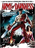 Army of Darkness: Screwhead Edition [DVD] [1992] [Region 1] [US Import] [NTSC]