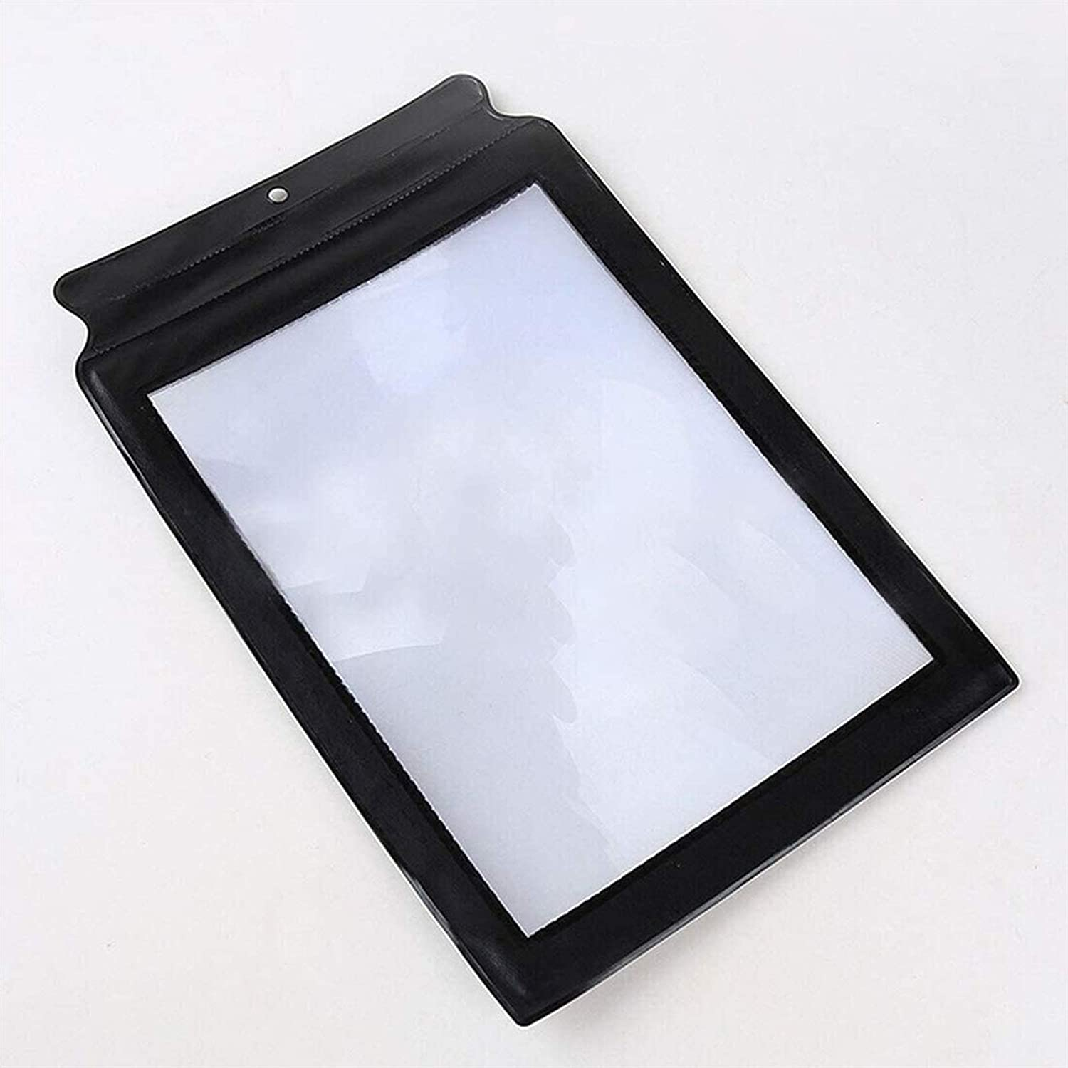Spring new work CMMWA Portable Reading Choice Magnifier 3X Portab HD A4 Paper Full-Page