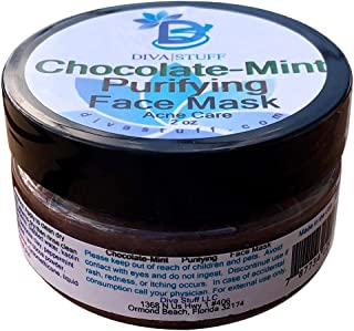 Chocolate-mint Purifying Face Mask,secrets of the Mayan's, By Diva Stuff