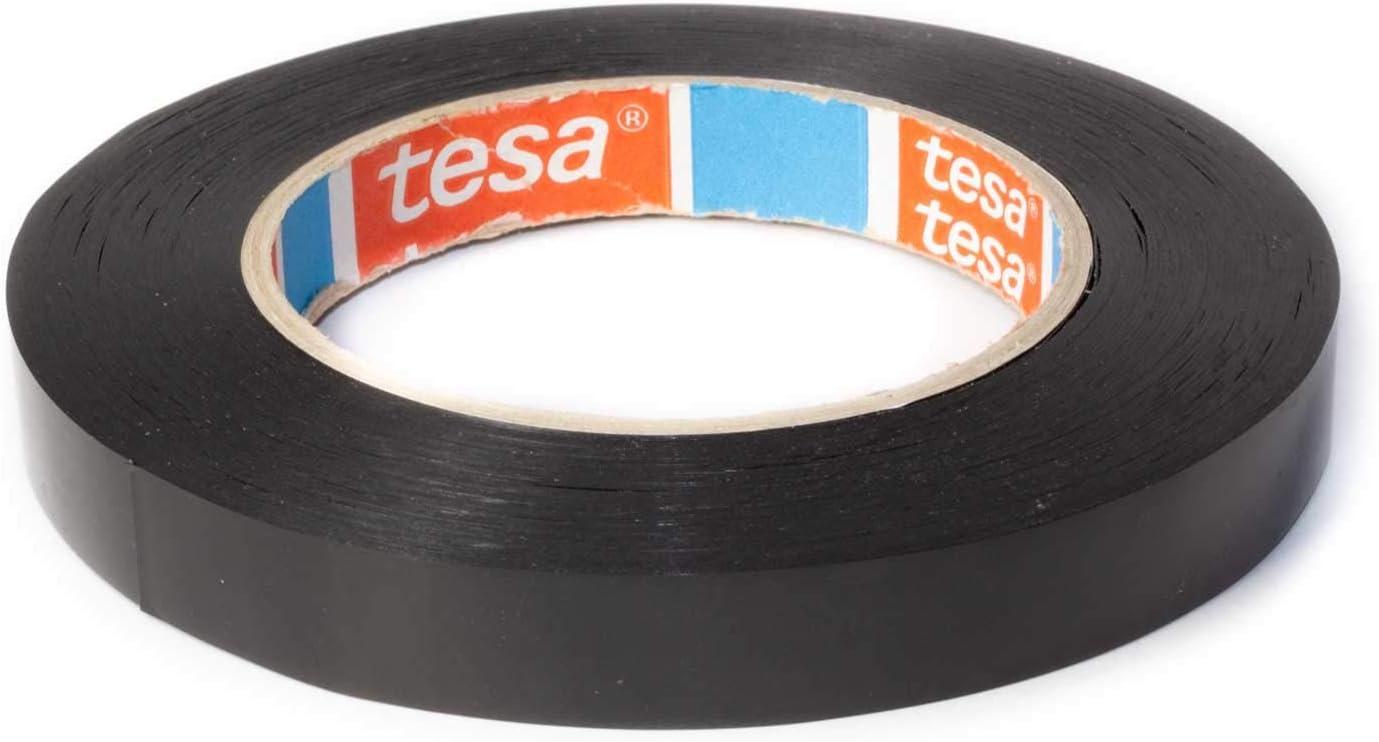 Dondo Tesa Strapping Klebeband 4288 Schwarz Felgenband Konturenband Transportsicherung 15mm X 66m Baumarkt