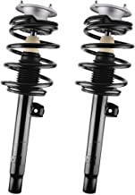 Front Pair Complete Struts for 2001-2005 BMW E46 320i 325i 330Ci 328Ci Not for AWD Coil Spring Assembly Coil Struts Shocks