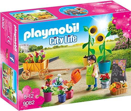 Playmobil Centro Comercial- Tienda Flores