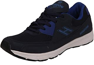HINDON Running Shoes H Model Navy Blue/Royal Blue (Size 6 UK/IND)